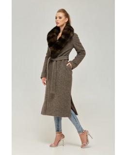 Удлиненное пальто арт. 2260