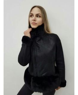 Короткая стильная куртка арт. 2825