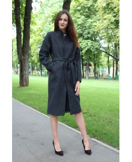 Классическое пальто арт. 3289
