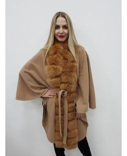 Стильное пальто арт. 2811