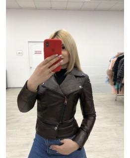 Куртка из натуральной кожи арт. 2760