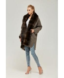 Стильное пальто арт. 2248