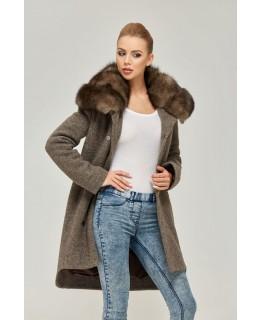 Стильное пальто арт. 2252