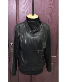 Куртка з натуральної шкіри арт. 1083