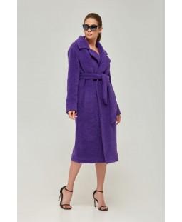 Яркое удлиненное пальто арт. 2264