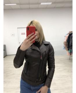 Куртка из натуральной кожи арт. 2761