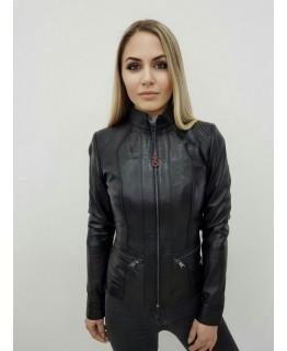 Кожаная куртка арт. 2571