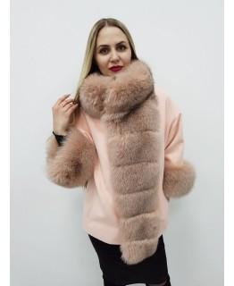 Стильное пальто арт. 2814