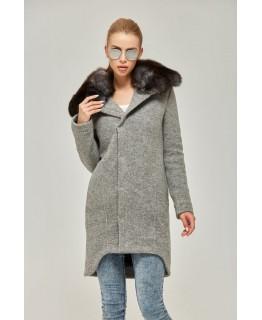 Стильное пальто арт. 2254