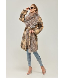 Зимове пальто арт. 2246